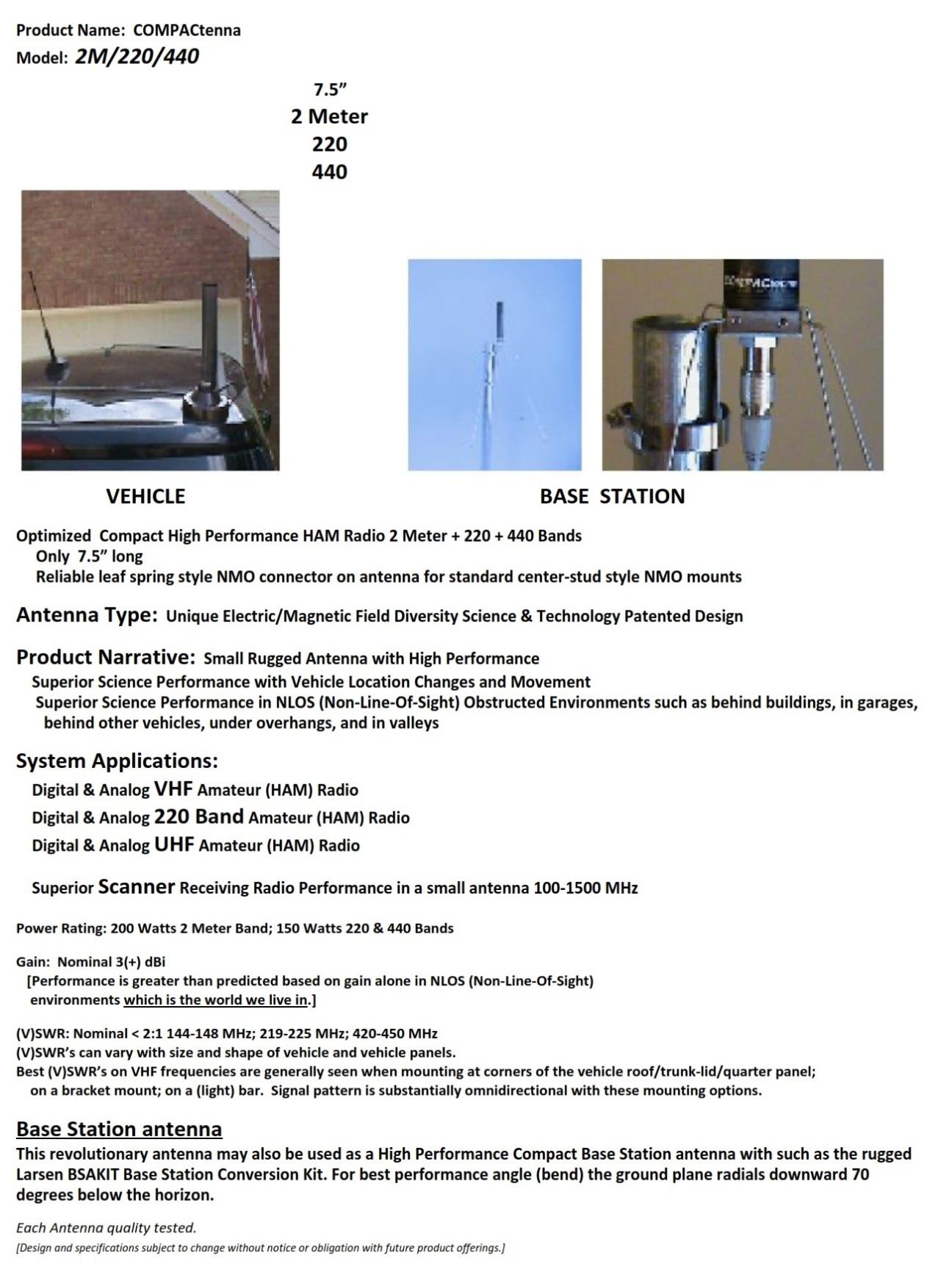 compactenna-data-sheet-2m-220-440-5-2-2017 Faszinierend 5 2 In Meter Dekorationen