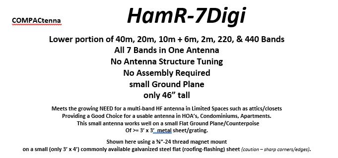 COMPACtenna Data Sheet HamR-7Digi 11.1.19 TOP Half