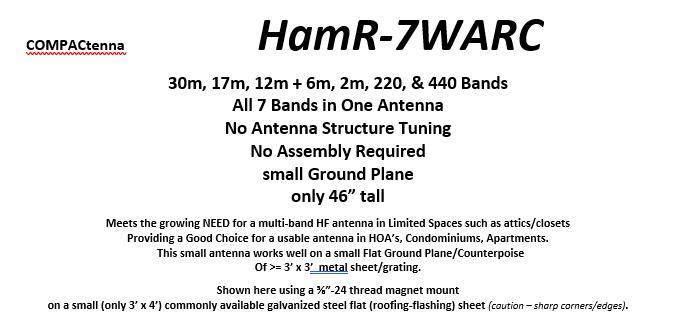 COMPACtenna Data Sheet HamR-7WARC 11.1.19 TOP Half