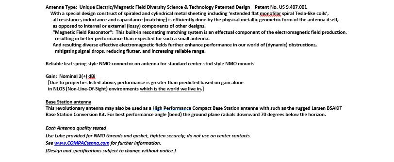 COMPACtenna Data Sheet SCAN-III BOTTOM 7.4.20