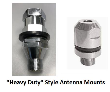 COMPACtenna Installation Heavy Duty Style Antenna Mounts
