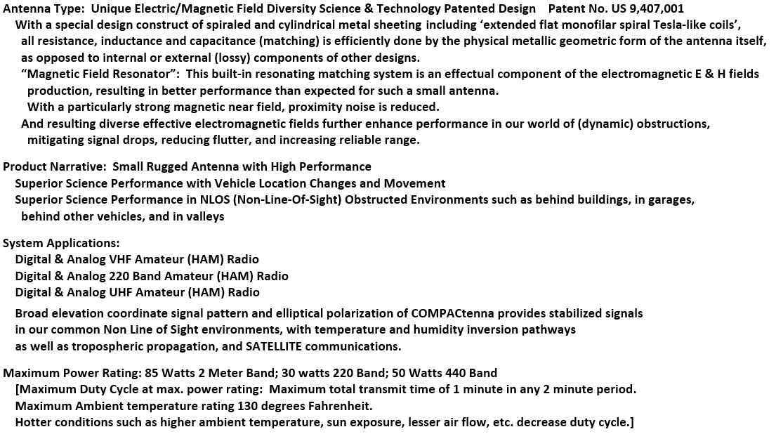 COMPACtenna Data Sheet 2M-220-440 8.23.21 MIDDLE THIRD