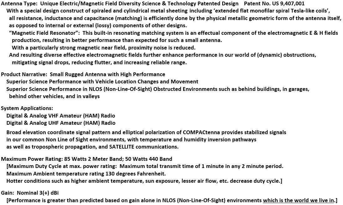 COMPACtenna Data Sheet 2M-440 8.23.21 MIDDLE THIRD