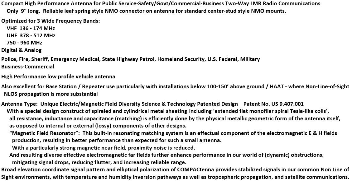 COMPACtenna Data Sheet LMR-I MID 8.24.21